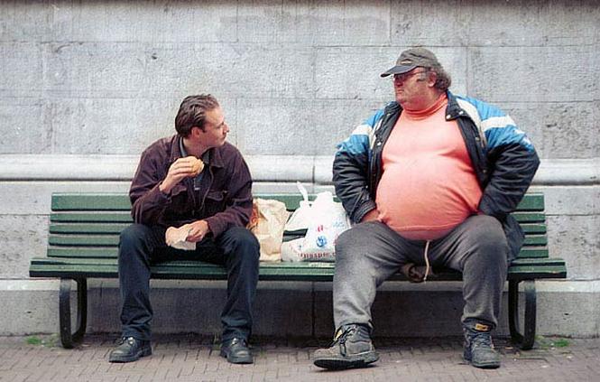 A pszichopaták köztünk élnek! - Te megölnéd a kövér embert?