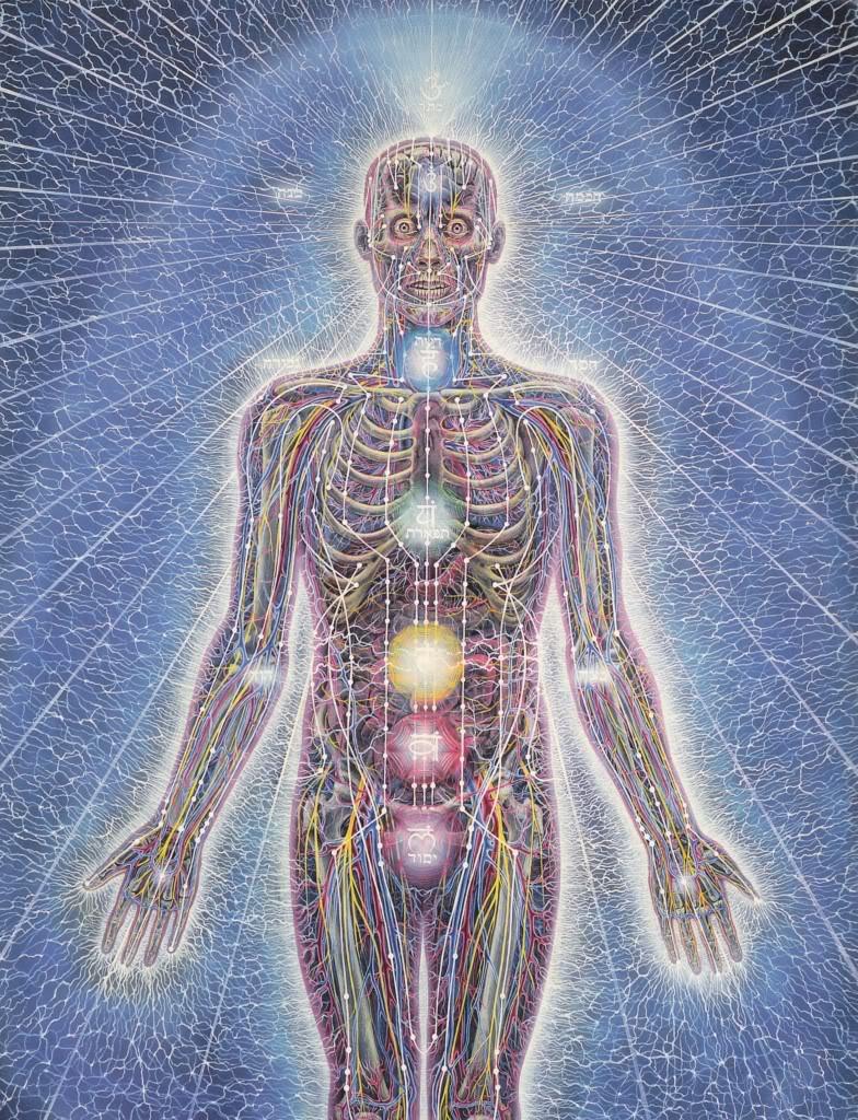 A Ráébredés és a fizikai test