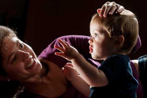 Az anyai szeretet bátrabb döntéseket eredményez